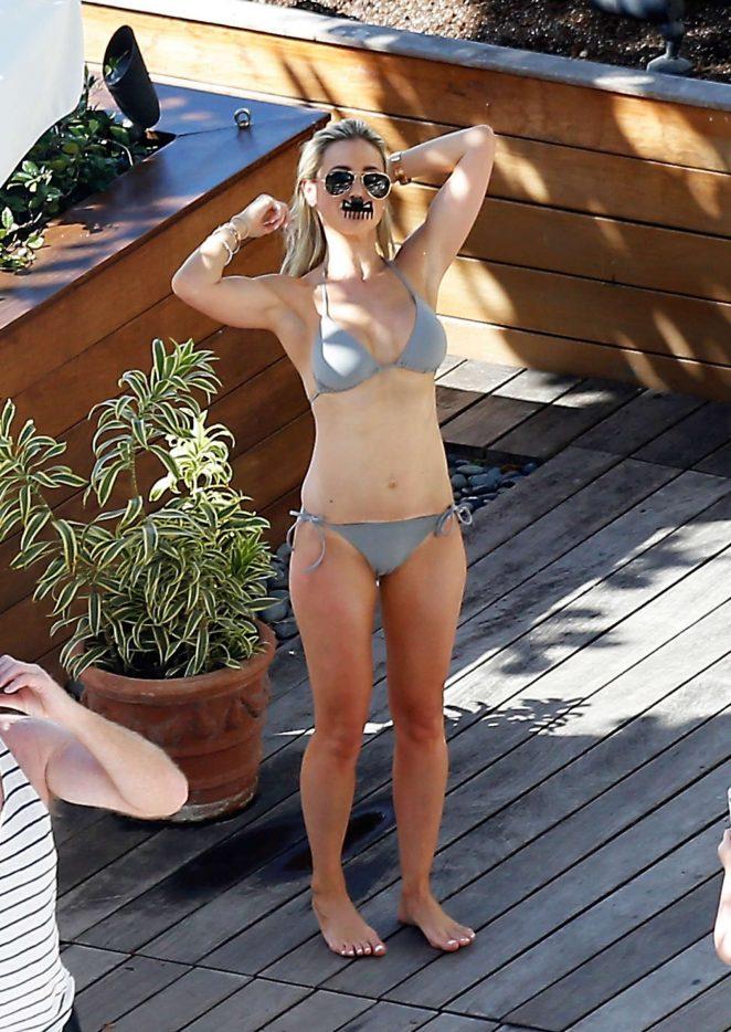 Roxy Jacenko in Bikini 2017 -19