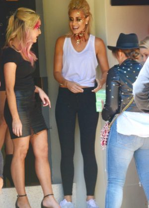 Roxy Jacenko - Out in Sydney
