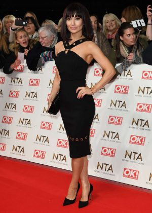 Roxy Shahidi - 2017 National Television Awards in London
