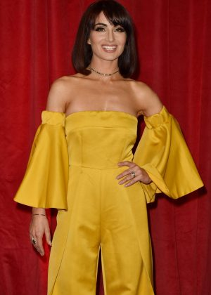 Roxy Shahidi - British Soap Awards 2017 in Manchester