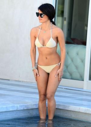 Roxy Sowlaty in Bikini in West Hollywood