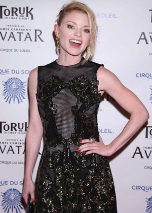 Ruby Lewis - 'Cirque Du Soleil's' Premiere in New York