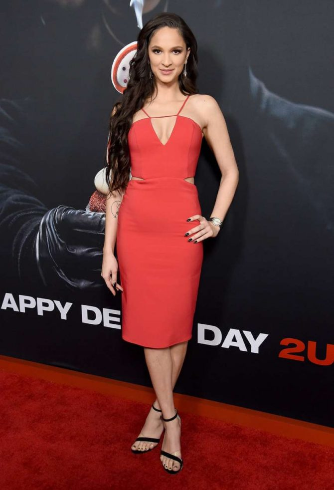 Ruby Modine - 'Happy Death Day 2U' Screening in Hollywood