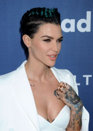 Ruby Rose - GLAAD Media Awards 2016 in Beverly Hills