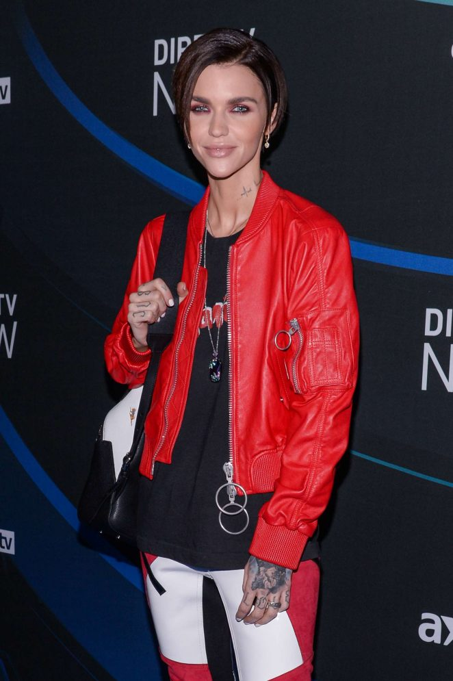Ruby Rose - DIRECTV NOW Super Saturday Night Concert in Houston