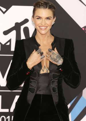 Ruby Rose - 2015 MTV European Music Awards in Milan