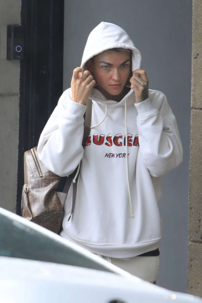 Ruby Rose – Out in Los Angeles
