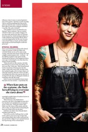 Ruby Rose - SFX Magazine (November 2019)