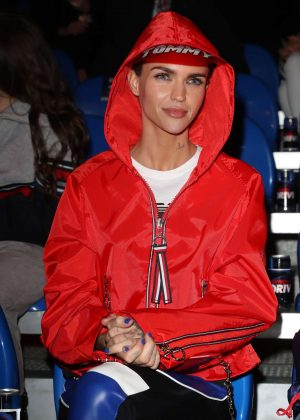 Ruby Rose - Tommy Hilfiger Fashion Show 2018 in Milan