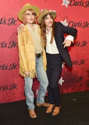 Rumer and Tallulah Willis - Just Jared's 7th Annual Halloween Party in LA