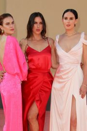 Rumer Scout and Tallulah Willis - 'Once Upon A Time in Hollywood' Premiere in Los Angeles