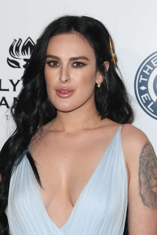 Rumer Willis - 10rh Annual Art of Elysium Heaven Gala in Los Angeles