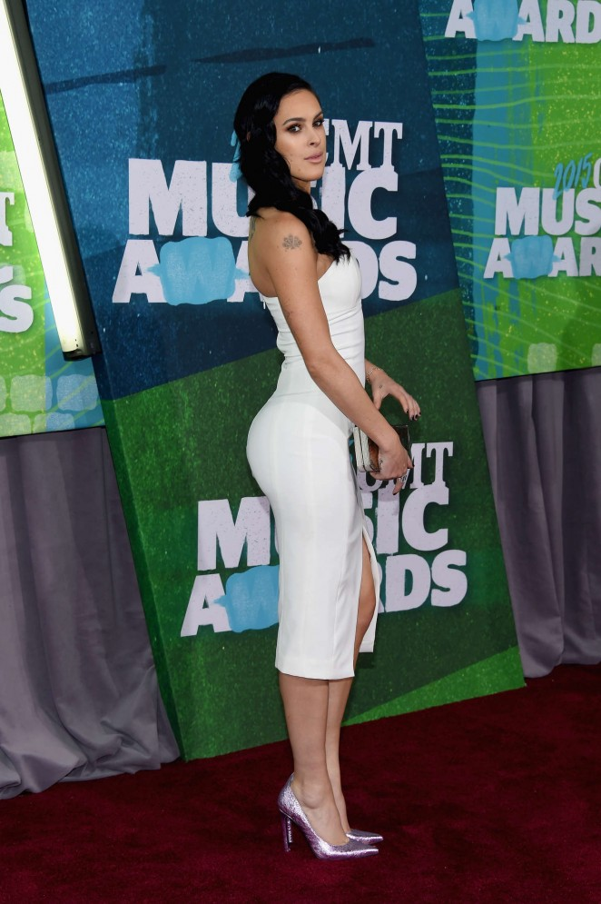 Rumer Willis: 2015 CMT Music Awards -01