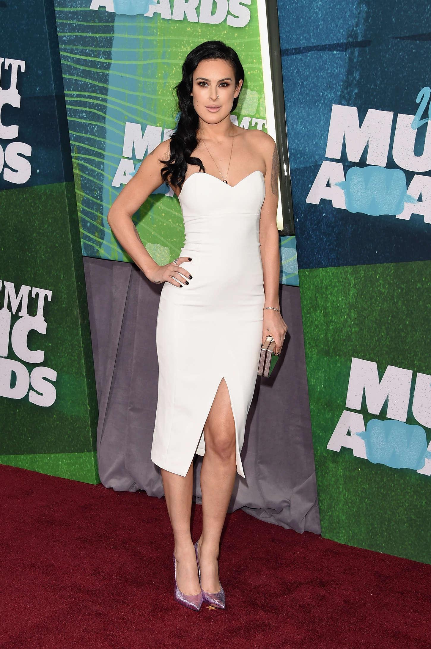 Rumer Willis 2015 : Rumer Willis: 2015 CMT Music Awards -02