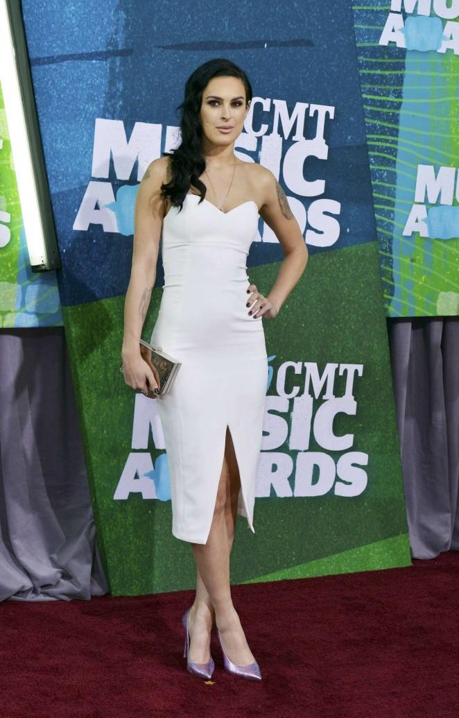 Rumer Willis: 2015 CMT Music Awards -05