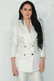 Rumer Willis - 2020 Tom Ford AW20 Show in Hollywood
