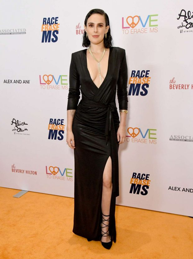 Rumer Willis - 2019 Race to Erase MS Gala in Beverly Hills