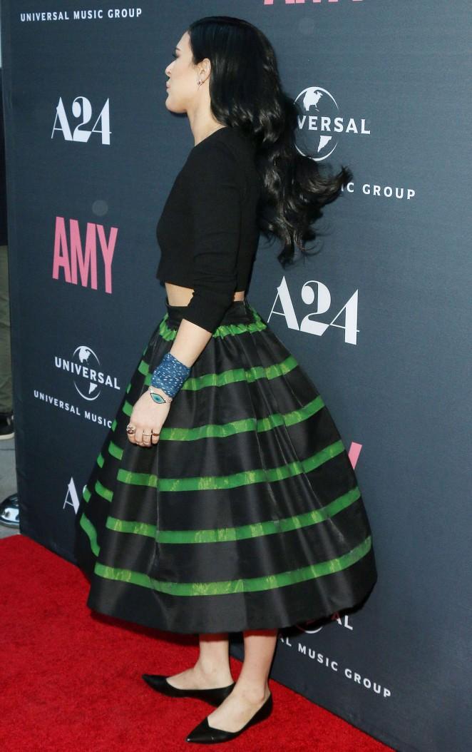 Rumer Willis: Amy Premiere -06