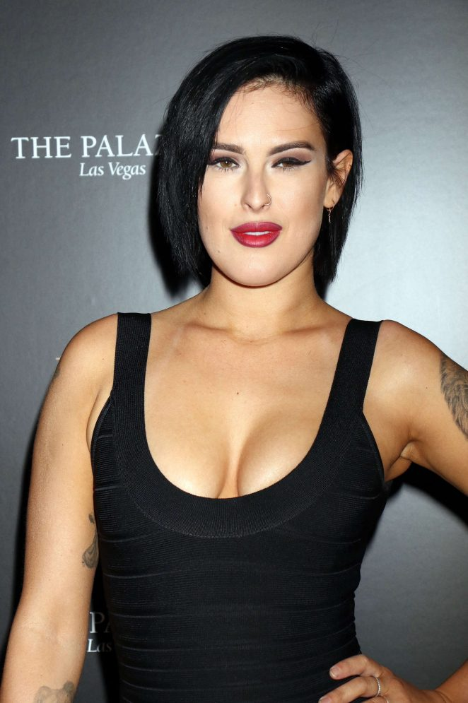 Rumer WIllis – 'BAZ – Star Crossed Love' Opening Celebration in Las Vegas
