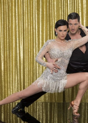 Rumer Willis - Dancing With the Stars Promos Season 20