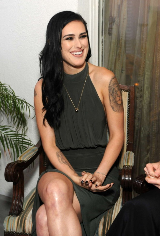 Rumer Willis - Glamours June Success Issue Dinner in LA