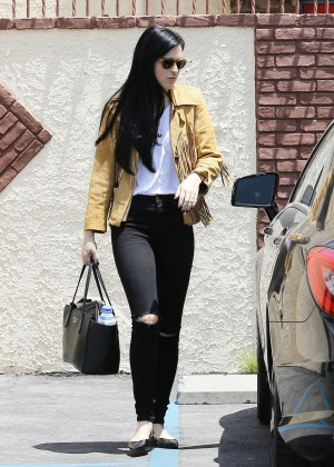 Rumer Willis in Jeans at DWTS -01