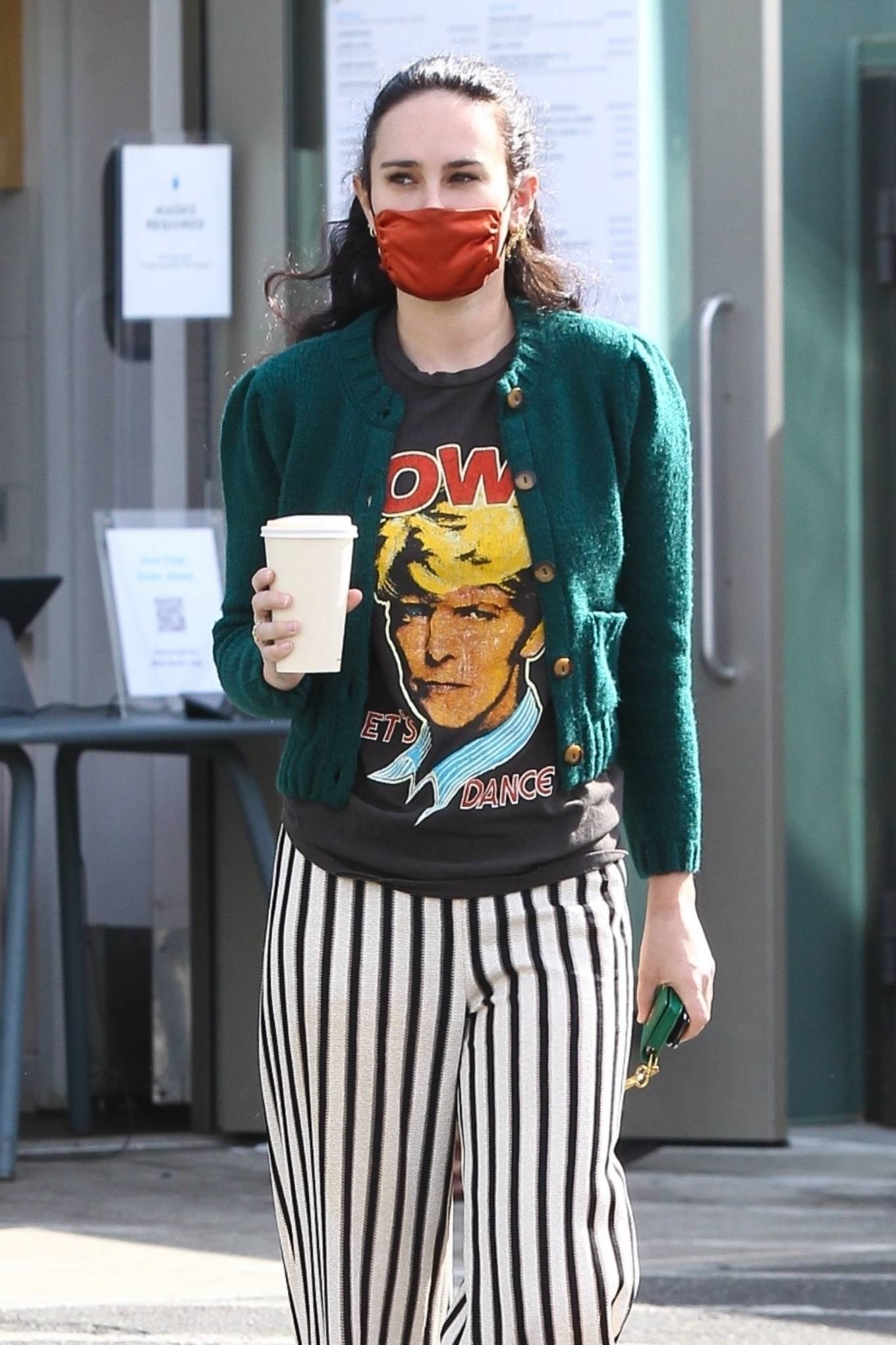 Rumer Willis 2020 : Rumer Willis – Looks pretty while out for a coffee in West Hollywood-13