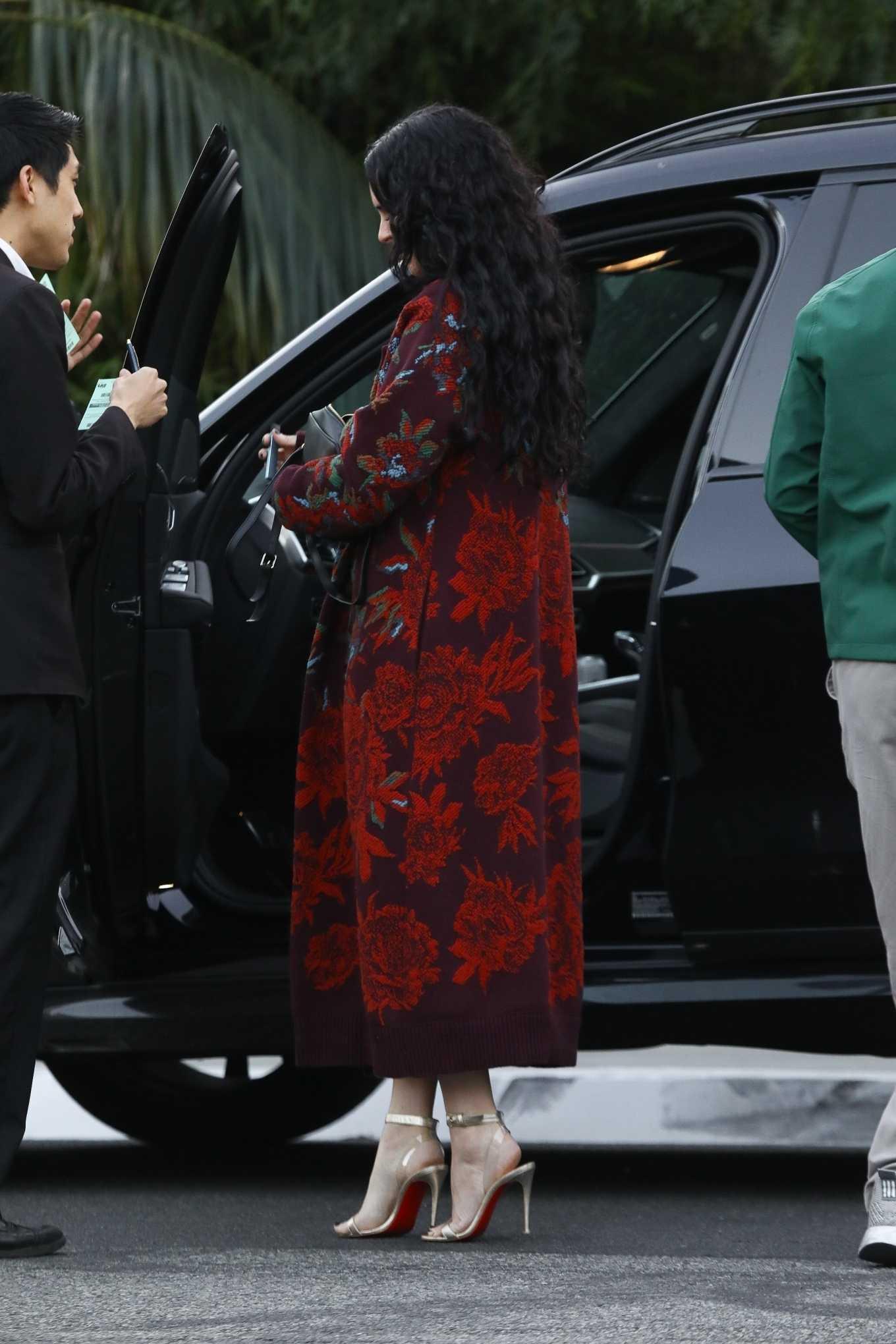 Rumer Willis 2020 : Rumer Willis looks stylish as she arrives for dinner-04