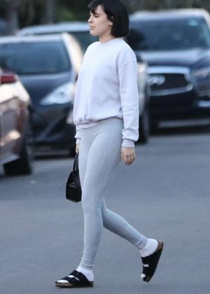 Rumer Willis - Out in Los Angeles