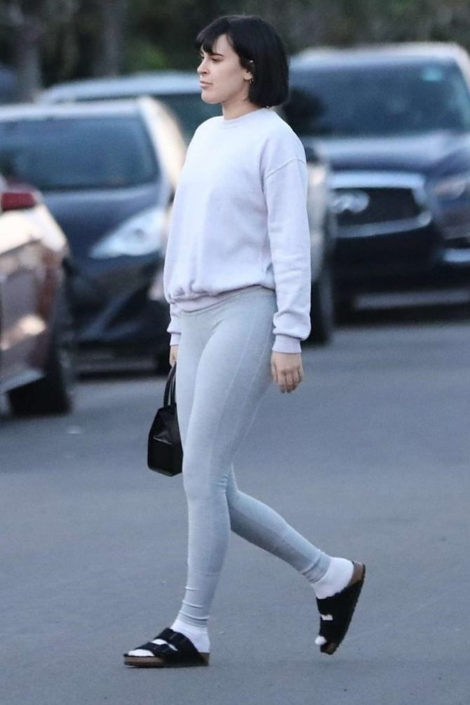 Rumer Willis – Out in Los Angeles