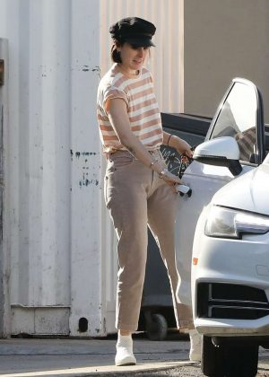 Rumer Willis - Out in West Hollywood