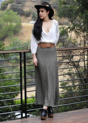 Rumer Willis - Photocall at a Hotel in Burbank