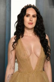 Rumer Willis - Pictured at 2020 Vanity Fair Oscar Party in Beverly Hills