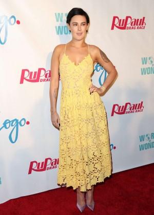 Rumer Willis - 'RuPaul's Drag Race' Season 8 Premiere in Los Angeles