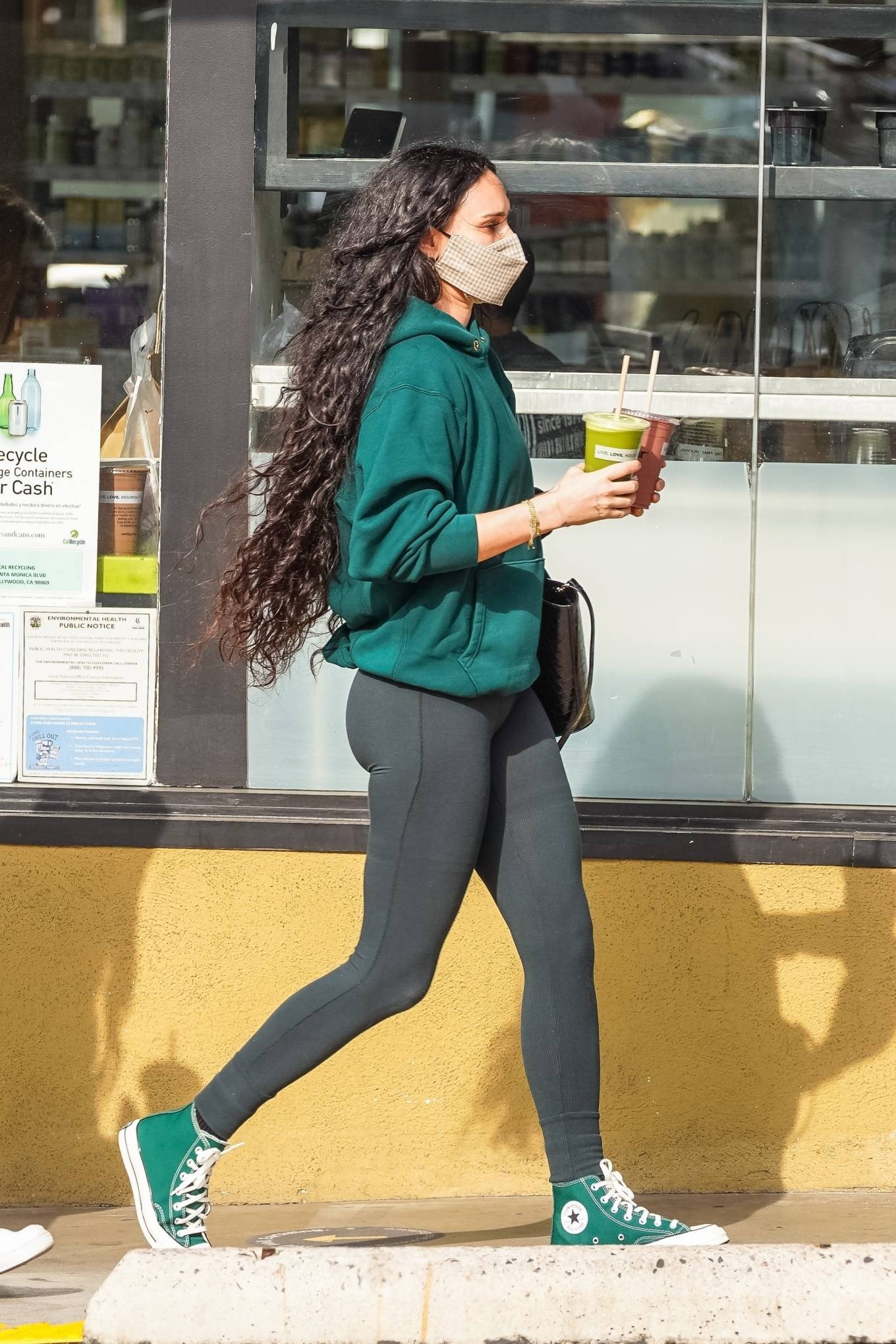 Rumer Willis 2021 : Rumer Willis – Seen after a pilates class in West Hollywood-03