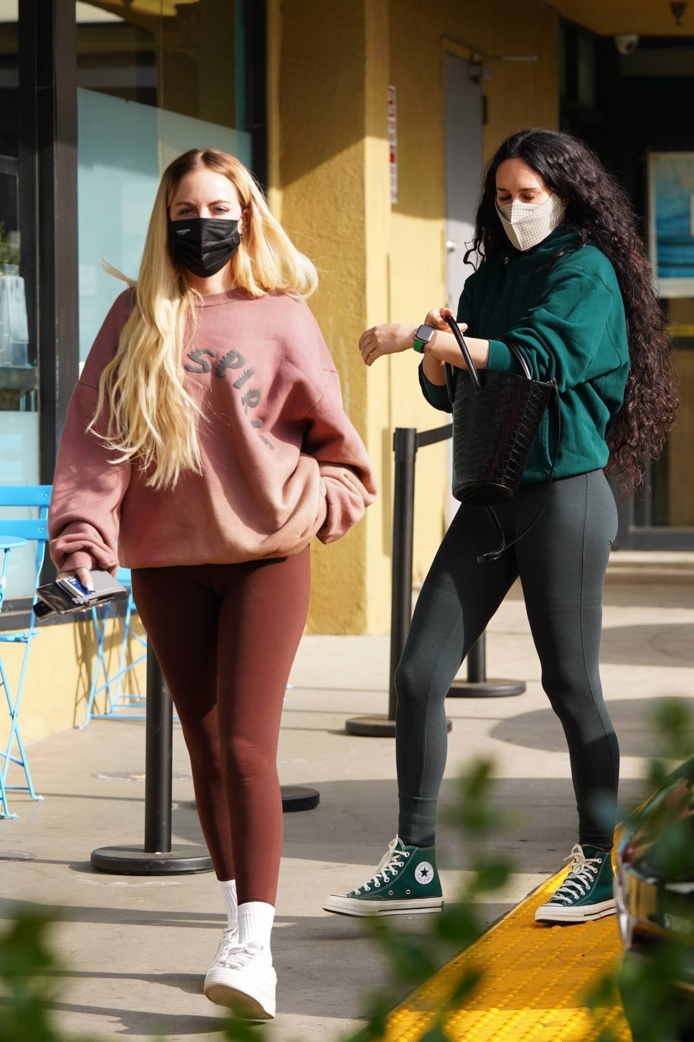 Rumer Willis 2021 : Rumer Willis – Seen after a pilates class in West Hollywood-09