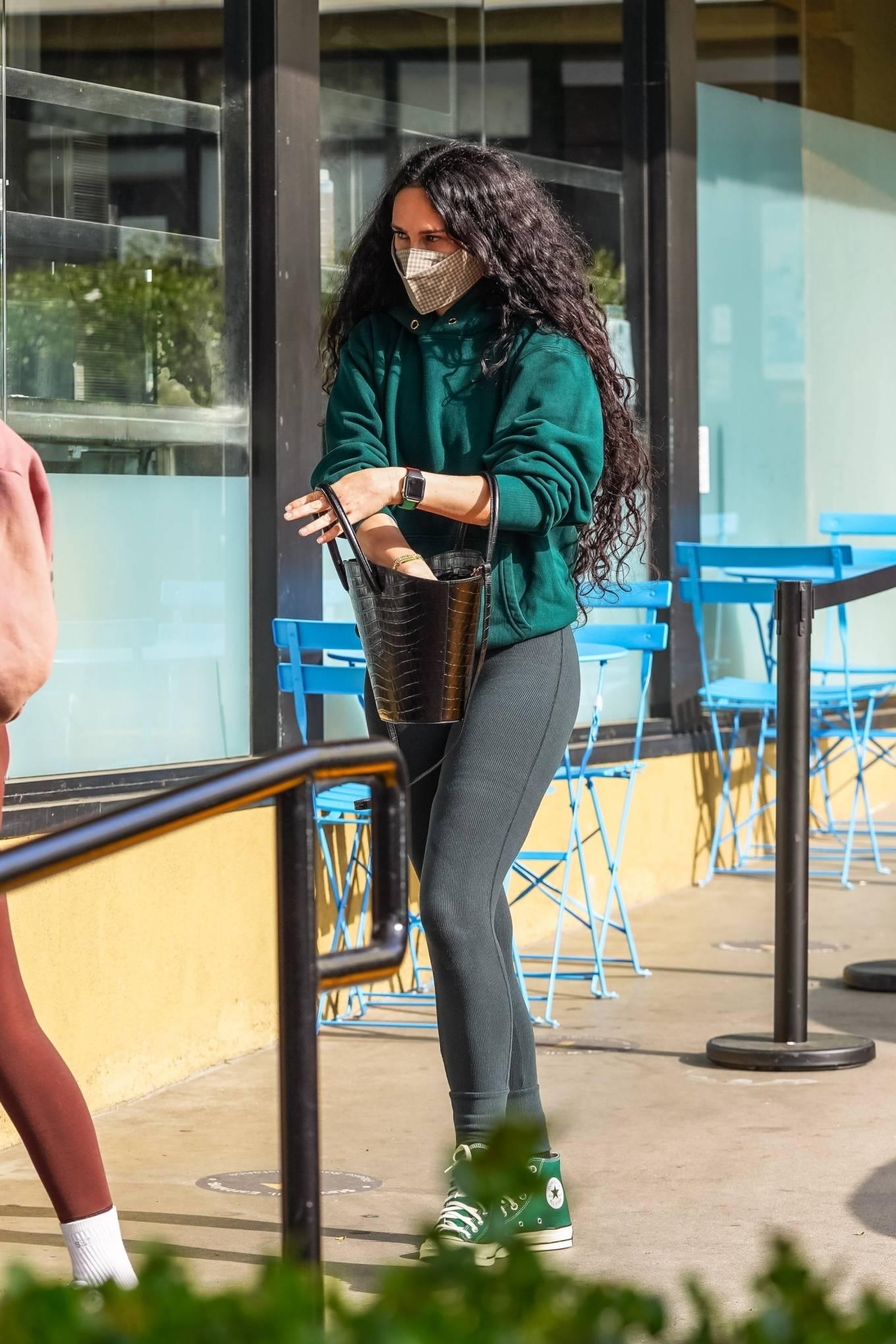 Rumer Willis 2021 : Rumer Willis – Seen after a pilates class in West Hollywood-10