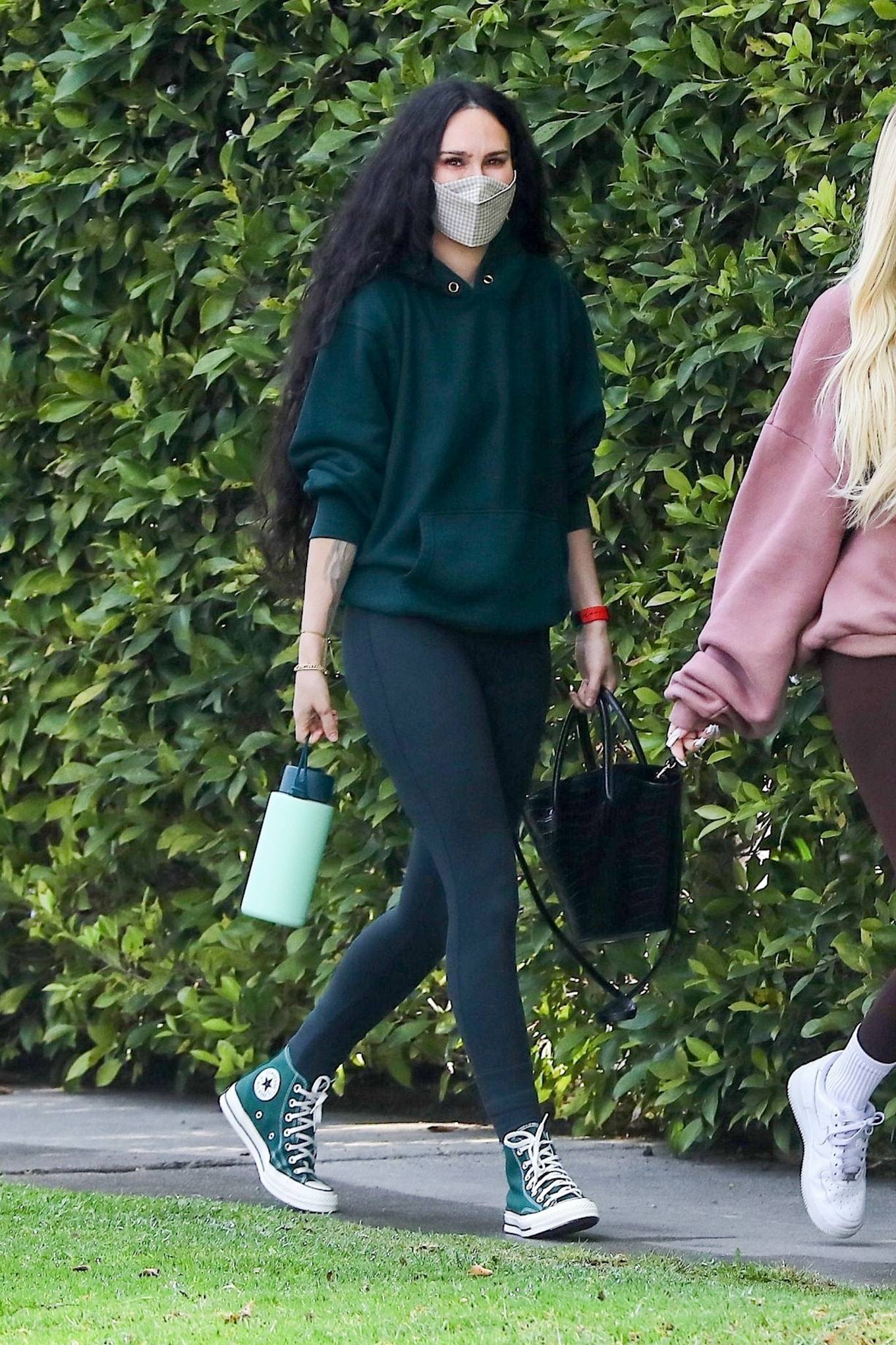 Rumer Willis 2021 : Rumer Willis – Seen after a pilates class in West Hollywood-41