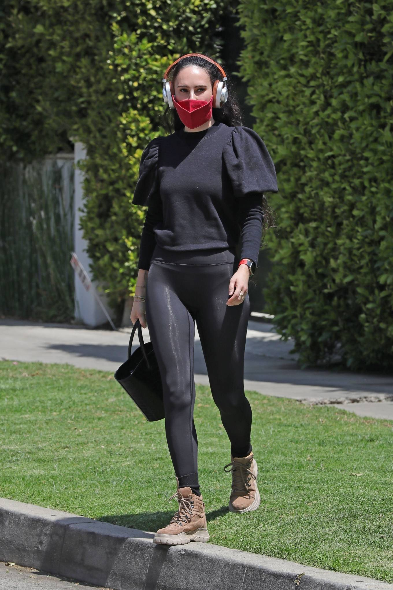 Rumer Willis 2021 : Rumer Willis – Steps out for pilates in West Hollywood-15