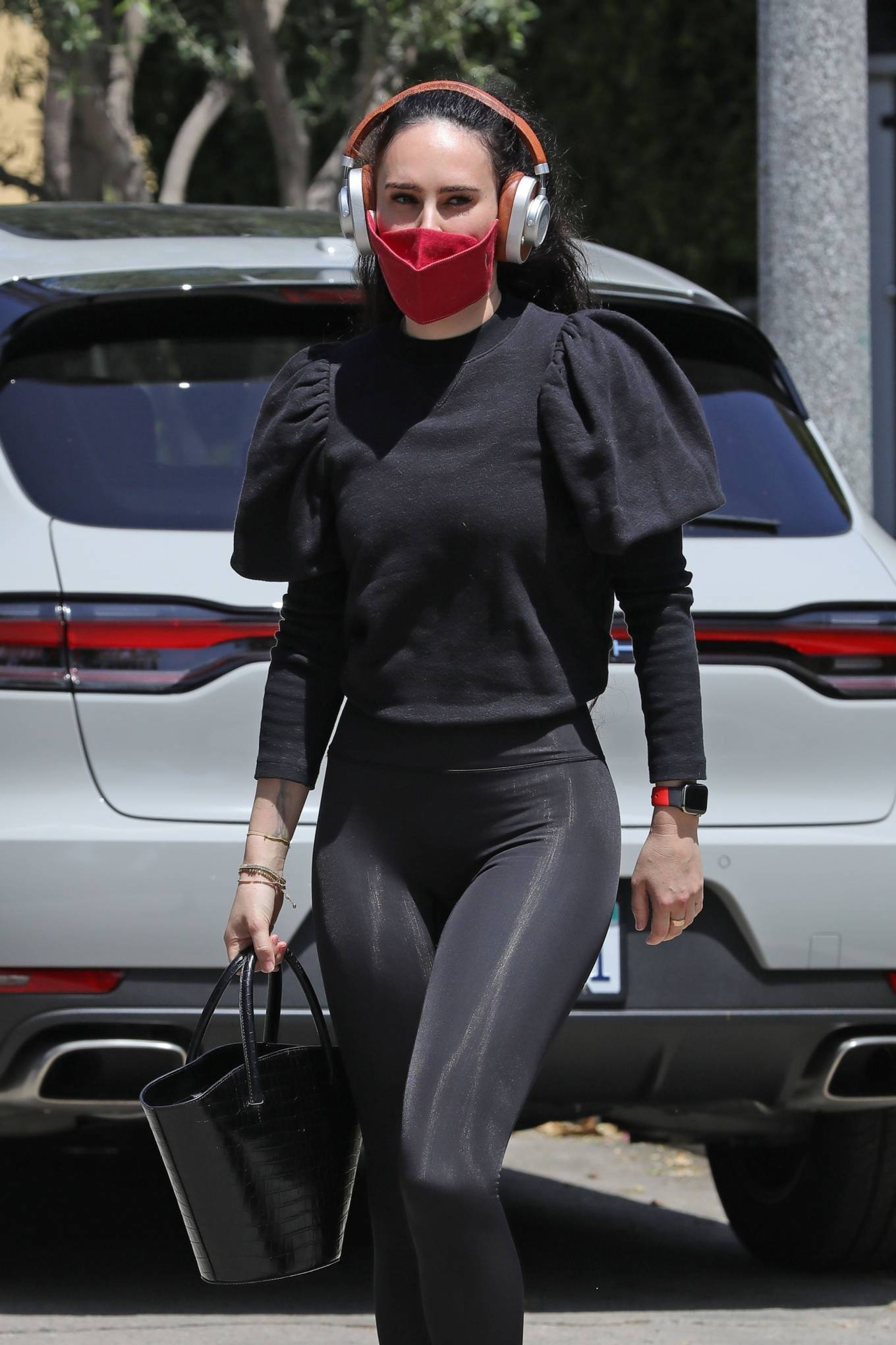 Rumer Willis 2021 : Rumer Willis – Steps out for pilates in West Hollywood-23