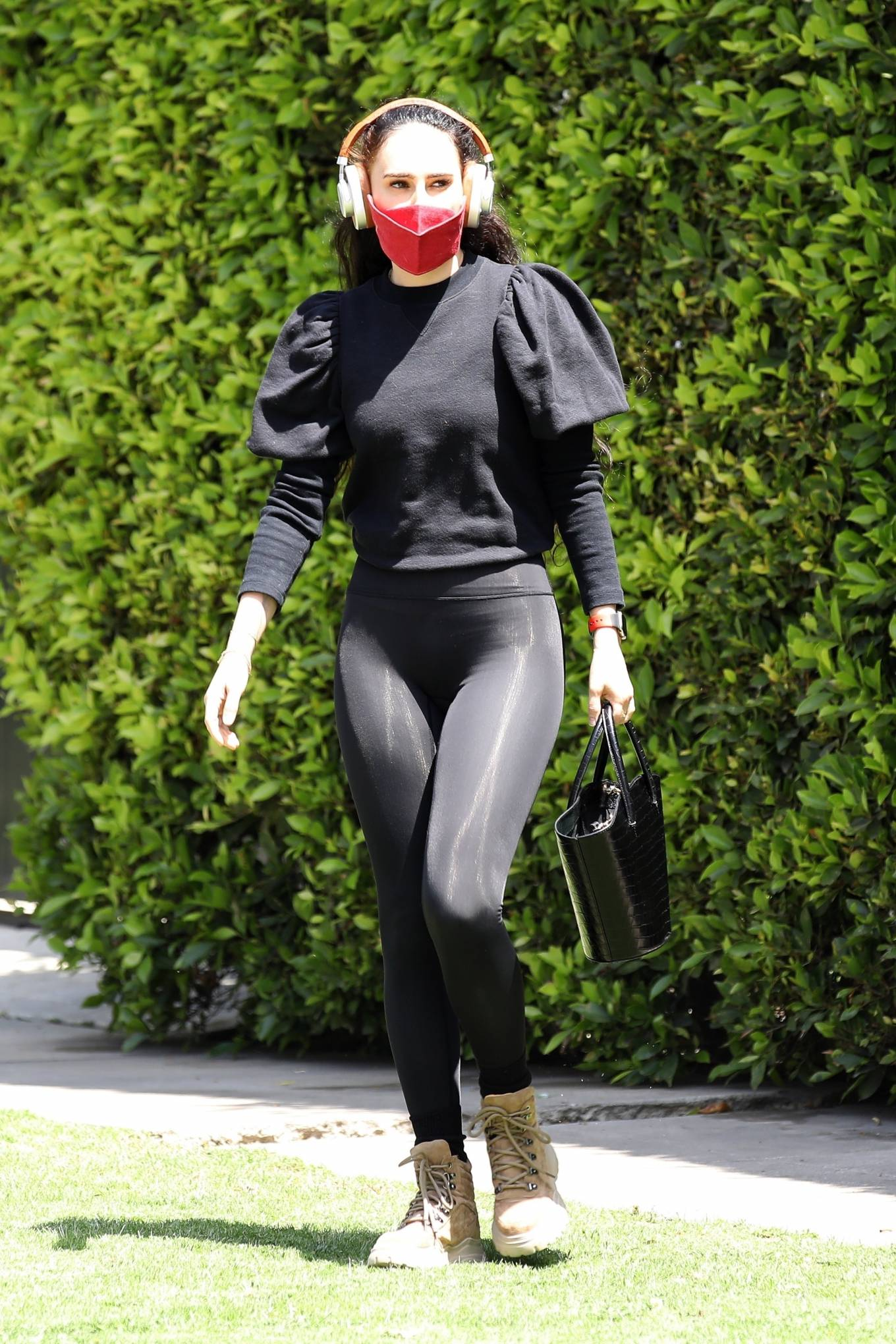 Rumer Willis 2021 : Rumer Willis – Steps out for pilates in West Hollywood-30