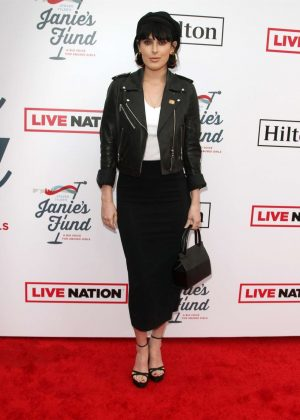Rumer Willis - Steven Tyler's Grammy Awards Party in Los Angeles