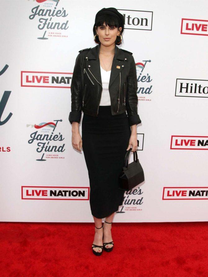 Rumer Willis – Steven Tyler's Grammy Awards Party in Los Angeles