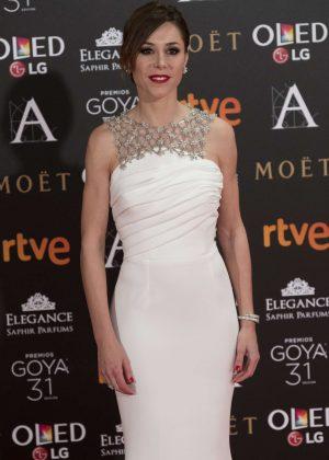 Ruth Diaz - Goya Cinema Awards 2017 in Madrid
