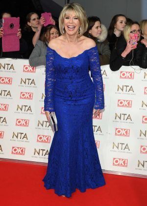 Ruth Langsford - 2017 National Television Awards in London