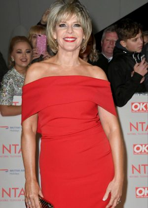 Ruth Langsford - National Television Awards 2018 in London