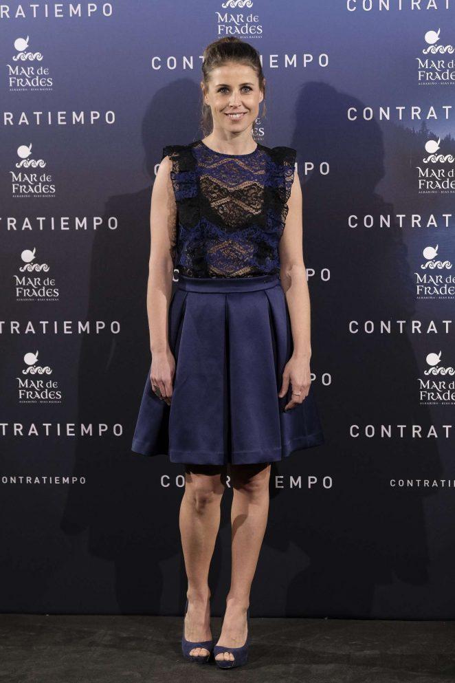 Ruth Llopis - 'Contratiempo' Premiere in Madrid