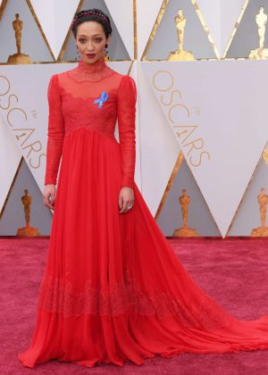 Ruth Negga - 2017 Academy Awards in Hollywood