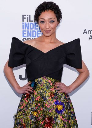 Ruth Negga - 32nd Film Independent Spirit Awards in Santa Monica
