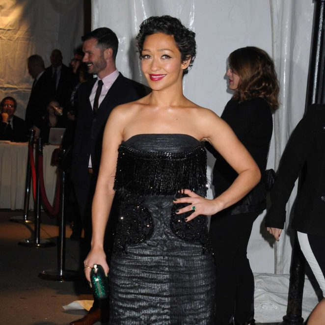 Ruth Negga - Attends at 26th Annual Gotham Independent Film Awards in NY